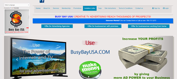 Busy Bay USA